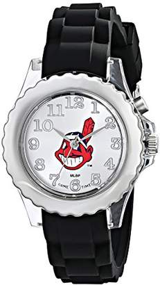 Game Time ' Flash Black Youth Watch-Chicago White Sox' Quartz Metal and Silicone Casual