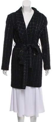 Chanel Paris-Rome Knee-Length Coat