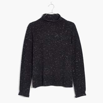 Madewell Donegal Inland Turtleneck Sweater