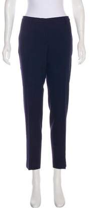 True Royal Mid-Rise Straight-Leg Pants