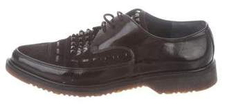 Marc by Marc Jacobs Studded Pointed-Toe Oxfords