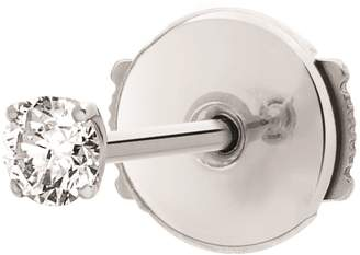 VANRYCKE Single King One Diamond Earring