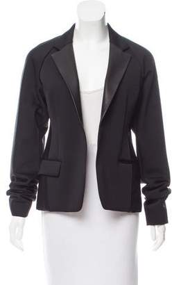 Reed Krakoff Open Front Structured Blazer