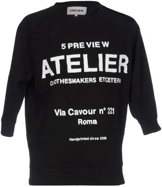 5Preview Sweatshirts - Item 12033033JT