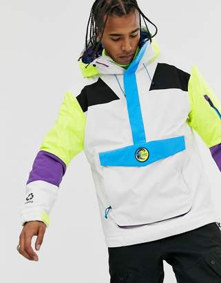 O'Neill Frozen Wave Anorak in White