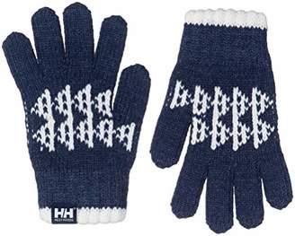 Helly Hansen (ヘリー ハンセン) - [ヘリーハンセン] K Nordic Glove HAJ91863 キッズ ヘリーブルー 日本 KF (Free サイズ)