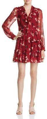 Kate Spade Camelia Chiffon Mini Dress