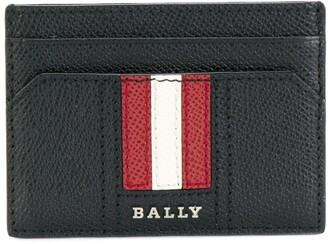 Bally striped cardholder