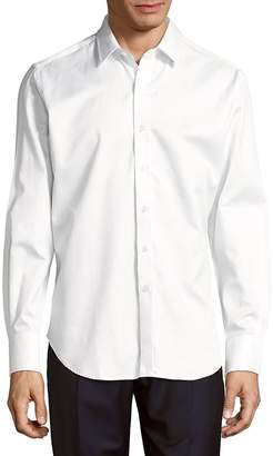 Robert Graham Men's Bank Junction Classic-Fit Cotton Casual Button Down Shirt