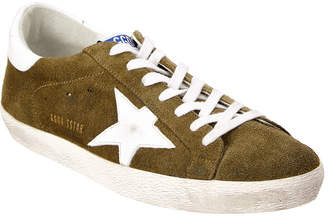 Golden Goose Men's Suede Sneaker