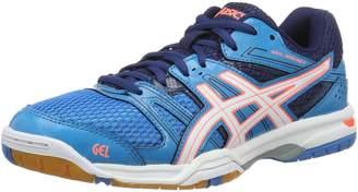 Asics Gel-Rocket 7 Ladies Indoor Court Shoes, Color- , US Shoe Size
