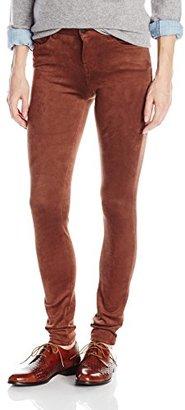 Kensie Jeans Women's Suede Skinny Pant $99.47 thestylecure.com