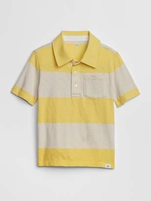 Gap Toddler Pocket Polo Shirt T-Shirt