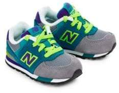 New Balance Baby's Lace-Up Suede Sneakers