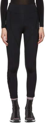 Fendi Black Logo Leggings
