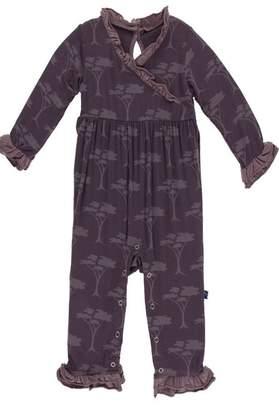 Kickee Pants Acacia Kimono Romper