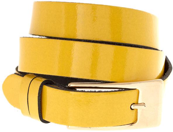 ASOS Leather Patent Belt