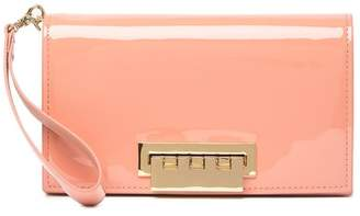 Zac Posen Earthette Patent Leather Clutch