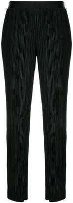 Haider Ackermann pleated trousers