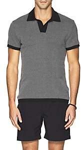 """Orlebar Brown Men's """"Felix Vintage"""" Cotton Polo Shirt-Black"""