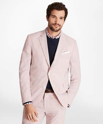 Brooks Brothers Regent Fit Seersucker Sport Coat