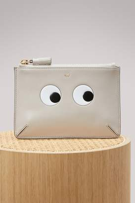 Anya Hindmarch Eyes Mini Clutch