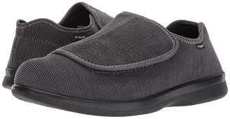 Propet Cush 'n Foot Medicare/HCPCS Code = A5500 Diabetic Shoe Men's Slip on Shoes