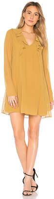 BCBGeneration Ruffle A Line Dress