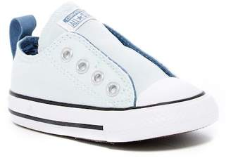Converse Chuck Taylor All Star Simple Slip Ox Sneaker (Baby & Toddler)