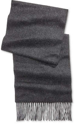 Club Room Men's Solid Cashmere Scarf