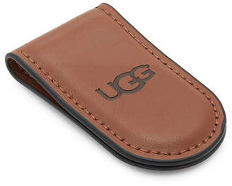 UGG Leather Money Clip