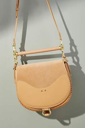 Sancia Babylon Suede Crossbody Bag
