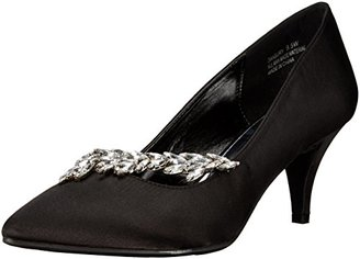 Annie Shoes Women's Danbury Wide Calf Dress Pump $60 thestylecure.com