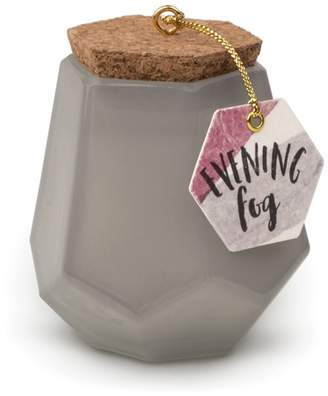 Paddywax Small Prism Evening Fog Scented Candle