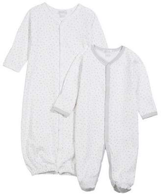Kissy Kissy Stargazer Pima Convertible Gown, Size Newborn-S