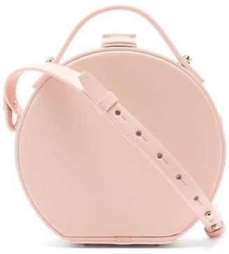 Nico Giani - Tunilla Mini Matte Leather Circle Bag - Womens - Light Pink