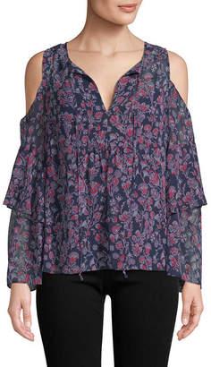 20ad7ce2681f49 BCBGMAXAZRIA Women s Longsleeve Tops - ShopStyle