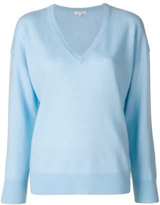 Equipment v-neck sweater