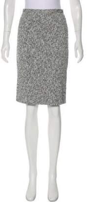 Dolce & Gabbana Knee-Length Bouclé Skirt