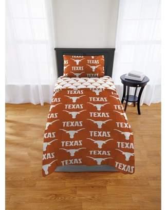 NCAA Texas Longhorns Twin/Xl Bed In Bag Set