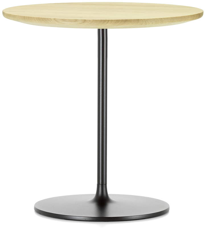 Occasional Low Table 55, Eiche natur / chocolate