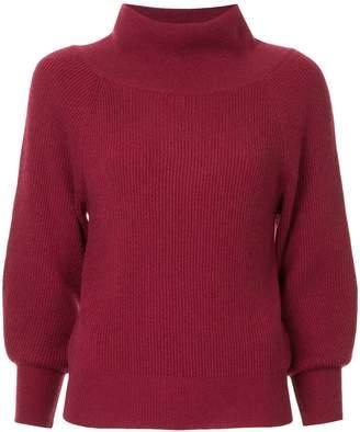 Roche Ryan off-shoulder sweater