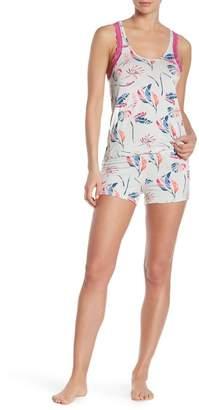 336f82d514ee Honeydew Intimates All American Lace Trim Short Pajamas