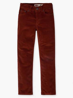 Levi's Boys 8-20 511 Slim Fit Corduroy Pants 12