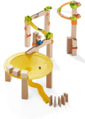 Haba My First Ball Track 44-Piece Basic Pack Funnel Track Play Set