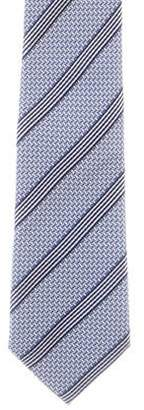 Dal Lago Club Boys' Windsor Striped Tie