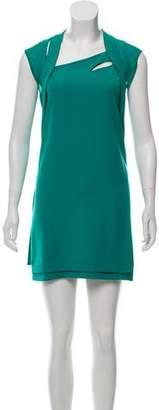 The Kooples Sleeveless Knee-Length Dress