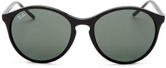 Ray-Ban Women's Round Sunglasses, 55mm