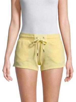 PJ Salvage Vintage Washed Fleece Shorts