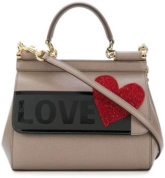Dolce   Gabbana Snap Closure Handbags - ShopStyle 143920c52ff96